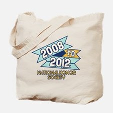 08 to 12 National Honor Socie Tote Bag