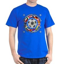 European Soccer 2012 T-Shirt