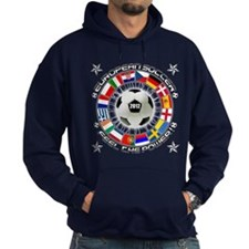 European Soccer 2012 Hoodie