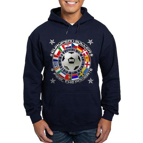 European Soccer 2012 Hoodie (dark)