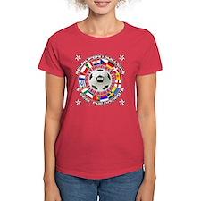 European Soccer 2012 Tee