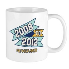 08 to 12 Newspaper Mug