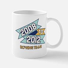 08 to 12 Rowing Team Small Small Mug