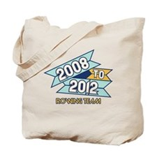 08 to 12 Rowing Team Tote Bag