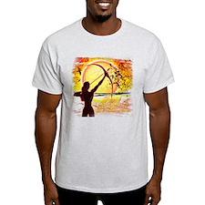 Katniss Radiant as the Sun T-Shirt