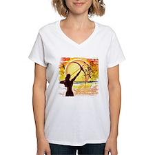 Katniss Radiant as the Sun Shirt