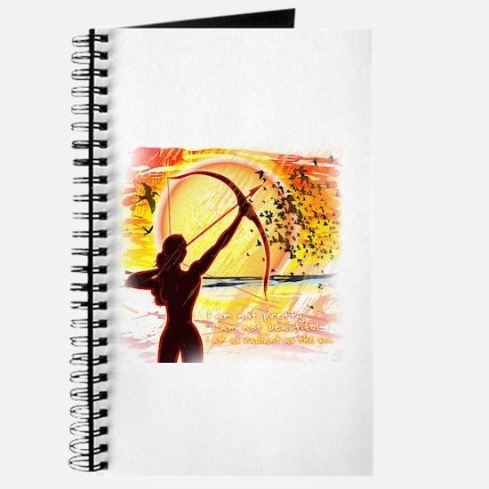 Katniss Radiant as the Sun Journal