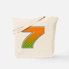 DP7flag Tote Bag