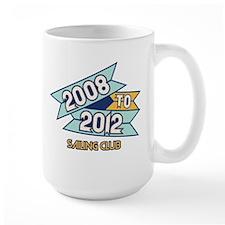 08 to 12 Sailing Club Mug