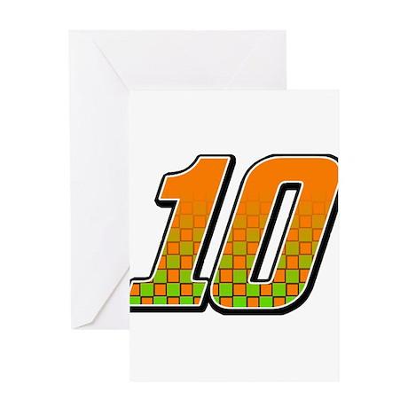 DP10flag Greeting Card