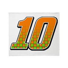 DP10flag Throw Blanket