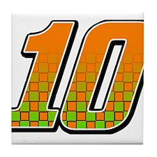 DP10flag Tile Coaster
