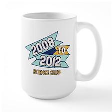 08 to 12 Science Club Mug
