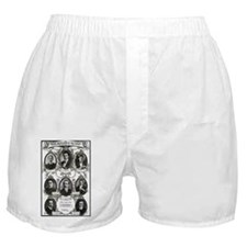 The Courageous Titanic Band Boxer Shorts