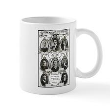 The Courageous Titanic Band Mug