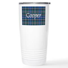 Tartan - Cooper Travel Mug