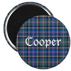 Tartan - Cooper Magnet