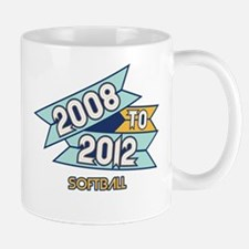 08 to 12 Softball Mug