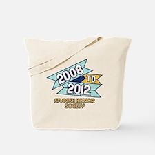 08 to 12 Spanish Honor Societ Tote Bag