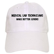 Medical Lab Technicians: Bett Baseball Baseball Cap