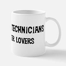Medical Lab Technicians: Bett Mug