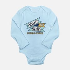 08 to 12 Student Council Long Sleeve Infant Bodysu