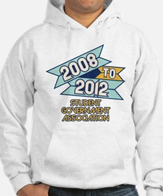 08 to 12 Student Government A Hoodie