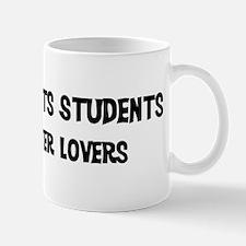 Language Arts Students: Bette Mug