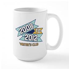 08 to 12 Writers Club Mug