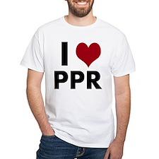 I Heart PPR Shirt - Pet Project Rescue