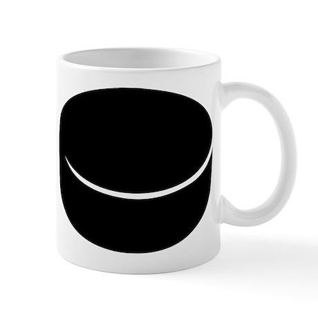 Hockey puck Mug