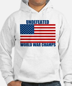 Undefeated World War Champs Hoodie