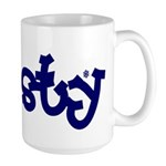 Frosty Coffee Mug / Coffee Cup 15oz