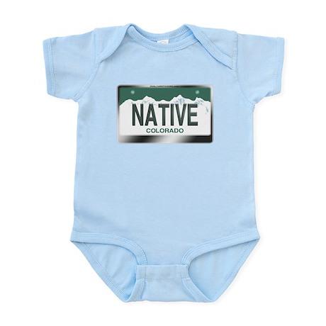 colorado_licenseplates-native2 Body Suit