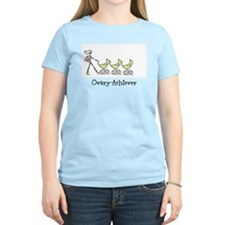 Ovary-Achiever (triplet) T-Shirt