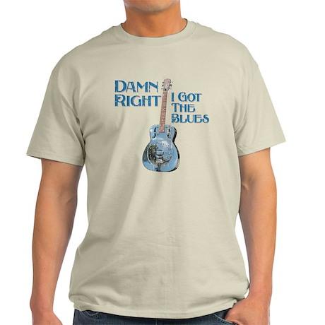 Damn Right I Got the Blues T-Shirt