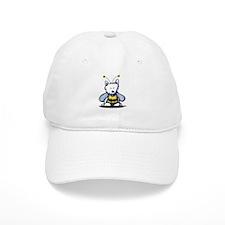 Buzzy Bee Westie Baseball Cap
