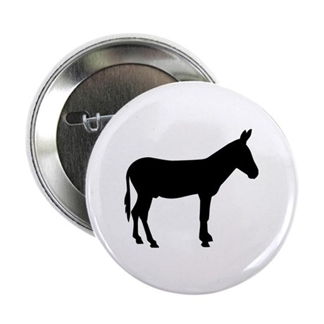 """Donkey 2.25"""" Button (100 pack)"""