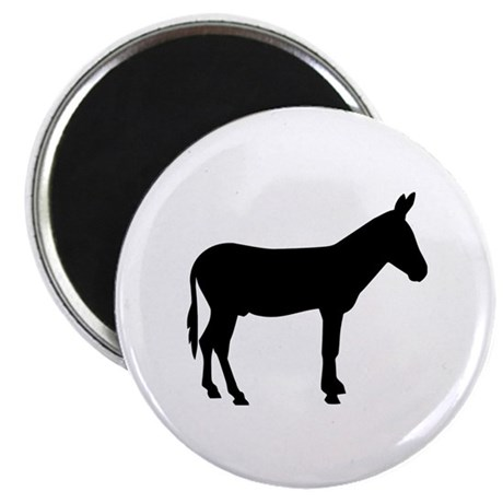 "Donkey 2.25"" Magnet (10 pack)"