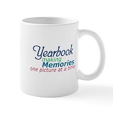 Yearbook Making Memories Mug