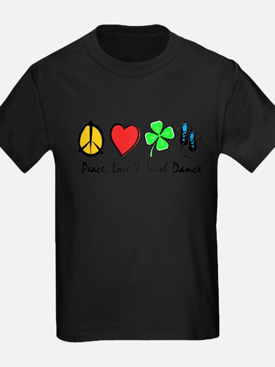 peaceloveirishdance T-Shirt