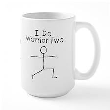 Black Warrior Two Mug