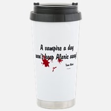 ALARIC Vamp A Day Stainless Steel Travel Mug