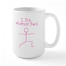 Pink Warrior Two Mug