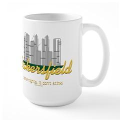 Bakersfield Stinks Mug