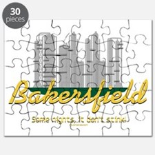 Bakersfield Stinks Puzzle