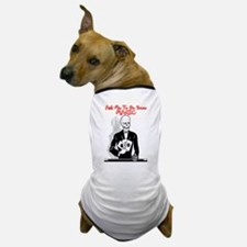Ask Me Dog T-Shirt