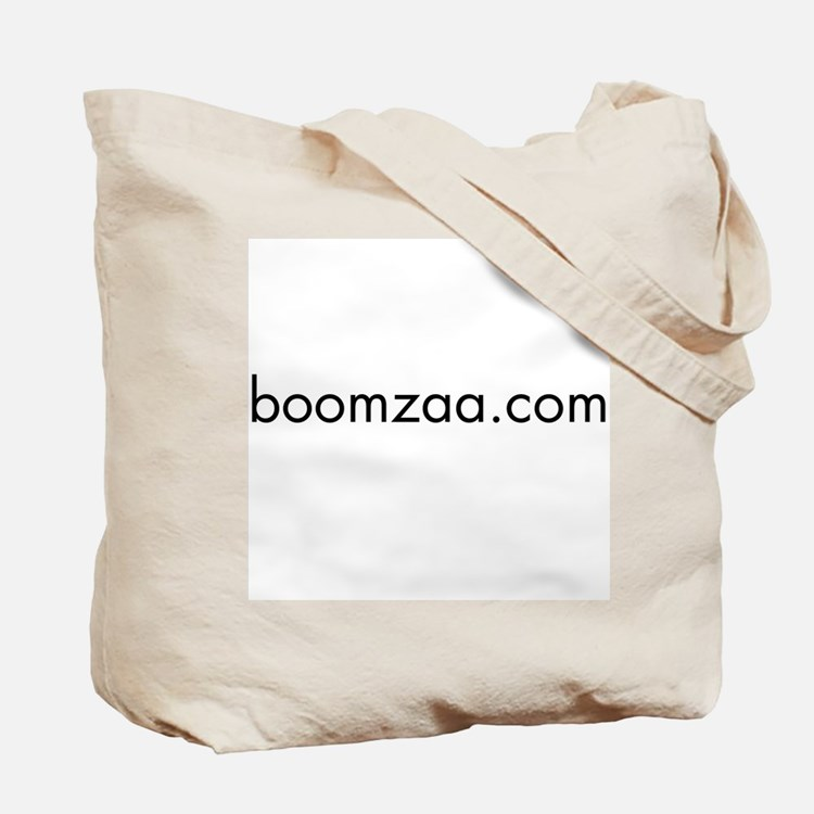 Boomzaa w/ Boomgono Tote Bag