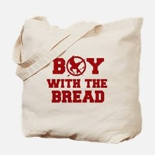 Boy with the Bread Tote Bag