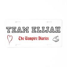 Team ELIJAH License Plate
